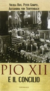 Copertina di 'Pio XII e il Concilio'