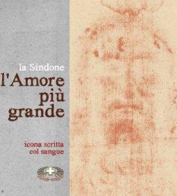 Copertina di 'Sindone l'Amore più grande - solo libretto'