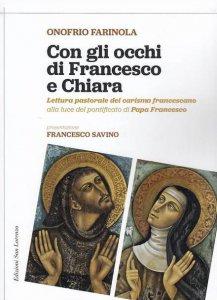 Copertina di 'Con gli occhi di Francesco e Chiara'