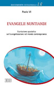 Copertina di 'Evangelii nuntiandi'
