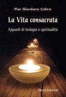 La vita consacrata - Pier Giordano Cabra