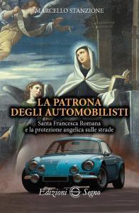 Copertina di 'La patrona degli automobilisti'