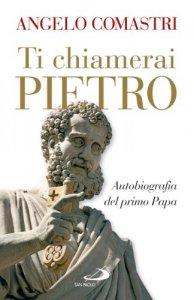 Copertina di 'Ti chiamerai Pietro'