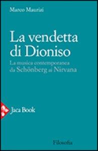 Copertina di 'La vendetta di Dioniso'