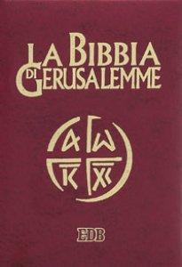 Copertina di 'La Bibbia di Gerusalemme per i giovani (copertina cartonata similpelle)'