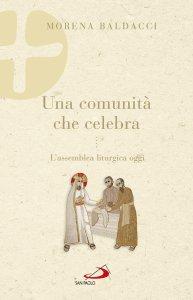 Copertina di 'Una comunità che celebra'