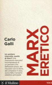 Copertina di 'Marx l'eretico'