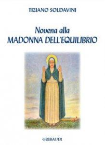Copertina di 'Novena alla Madonna dell'equilibrio'