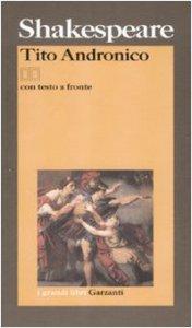 Copertina di 'Tito Andronico. Testo inglese a fronte'