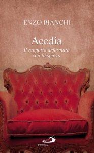 Copertina di 'Acedia'