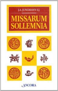 Copertina di 'Missarum sollemnia'