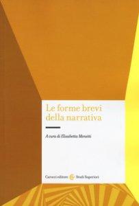 Copertina di 'Le forme brevi della narrativa'