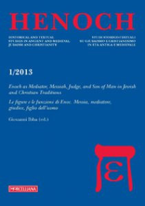 Copertina di 'Henoch n. 1/2013 (volume 35)'
