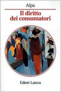 Copertina di 'Il diritto dei consumatori'