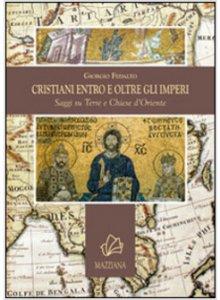 Copertina di 'Cristiani entro e oltre gli imperi'