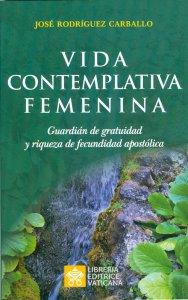 Copertina di 'Vida contemplativa femenina'