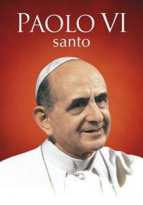 Copertina di 'Paolo VI santo'