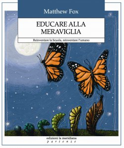 Copertina di 'Educare alla meraviglia'