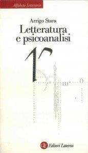 Copertina di 'Letteratura e psicoanalisi'