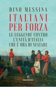 Copertina di 'Italiani per forza'