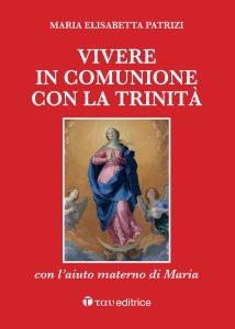 Copertina di 'Vivere in comunione con la Trinità'