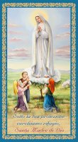 """Benedizione della famiglia """"Madonna di Fatima"""" - altezza 22 cm (10 pezzi)"""