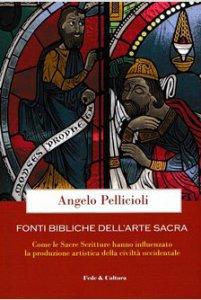 Copertina di 'Fonti bibliche dell'arte sacra'