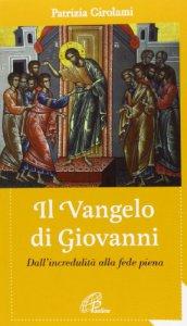 Copertina di 'Il vangelo di Giovanni'