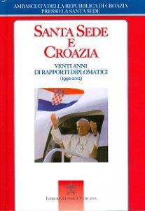 Copertina di 'Santa Sede e Croazia'