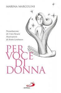 Copertina di 'Per voce di donna'