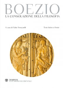 Copertina di 'La consolazione della filosofia'