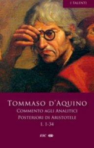 Copertina di 'Commento agli analitici posteriori di Aristotele'