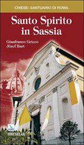 Copertina di 'Santo Spirito in Sassia'
