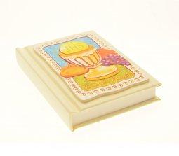 Copertina di 'Piccolo Vangelo in similpelle con copertina decorata'