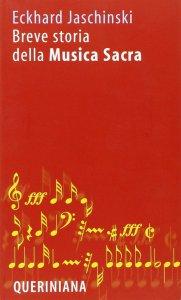 Copertina di 'Breve storia della musica sacra'