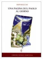 Una pagina di S. Paolo al giorno - Cai Raffaele