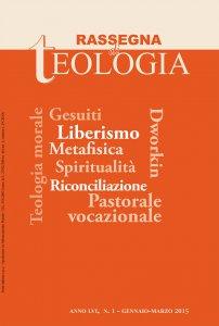 Copertina di 'Rassegna di Teologia n. 1/2015'