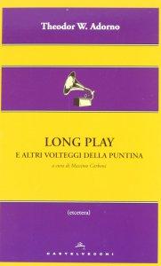 Copertina di 'Long play e altri volteggi della puntina.'