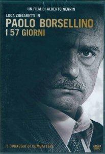 Copertina di 'Paolo Borsellino. I 57 giorni'