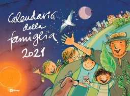 Copertina di 'Calendario della Famiglia 2021'