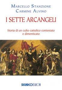 Copertina di 'I sette arcangeli'