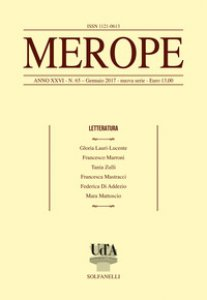 Copertina di 'Merope'