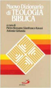 Copertina di 'Nuovo dizionario di teologia biblica'