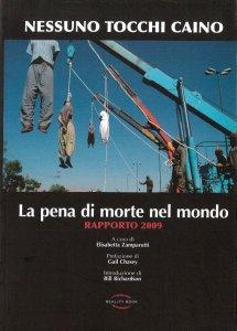 Copertina di 'La pena di morte nel mondo. Rapporto 2009'