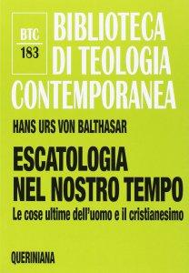 Copertina di 'Escatologia nel nostro tempo'
