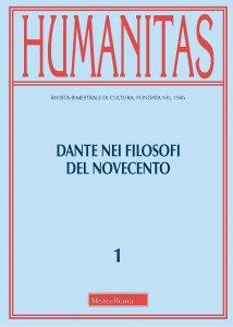 Copertina di 'Humanitas (2021)'