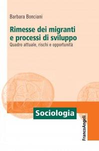 Copertina di 'Rimesse dei migranti e processi di sviluppo'