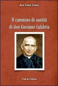 Copertina di 'Il cammino di santità di don Giovanni Calabria'