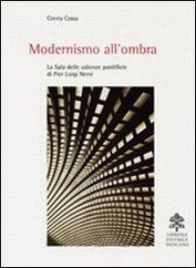 Copertina di 'Modernismo all'ombra'