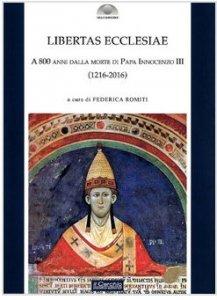 Copertina di 'Libertas Ecclesiae'